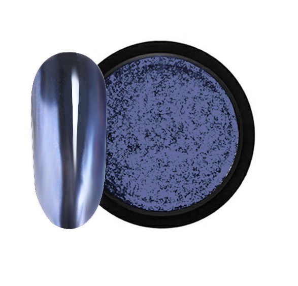 JUSTNAILS Mirror-Glow Nagel Pigment - Marsh