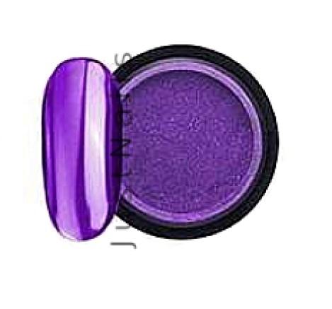 JUSTNAILS Mirror-Glow Nagel Pigment - Party Night