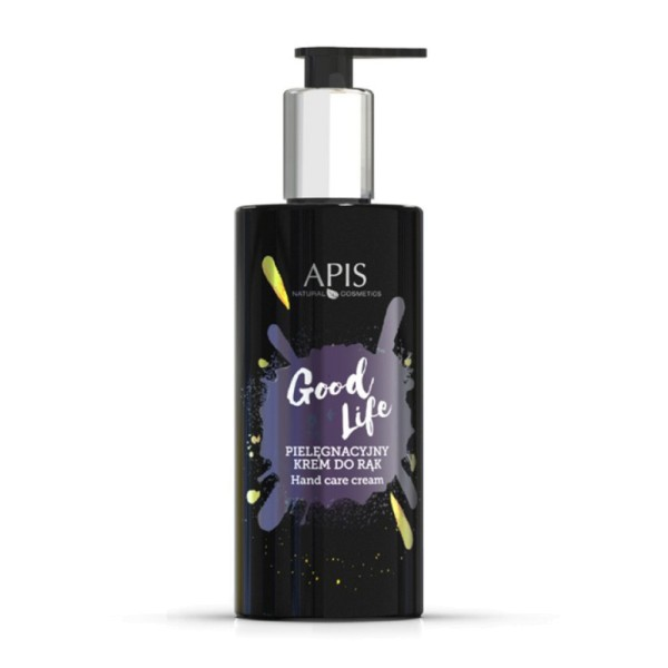 JUSTNAILS APIS Professional Hand & Nail Care Cream - Good Life 300ml