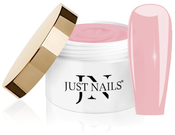 JUSTNAILS Cover Builder Gel - Brilliant Pink