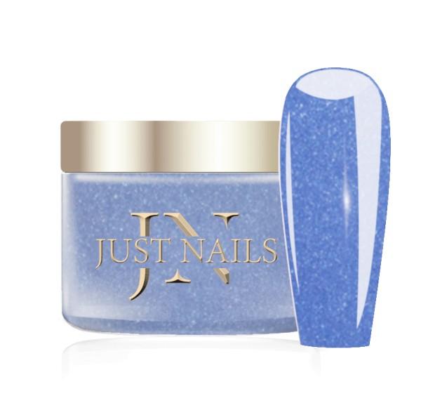 JUSTNAILS Premium Acryl Pulver - BLUE OASIS 12g
