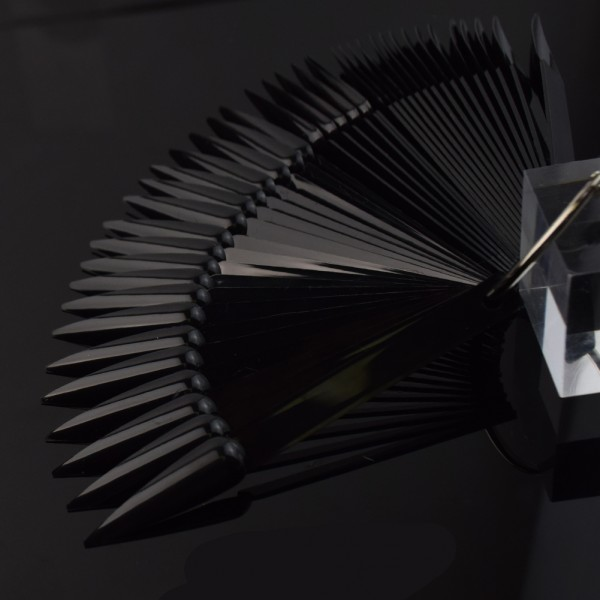 Display Tips Stiletto 50Stk. schwarz