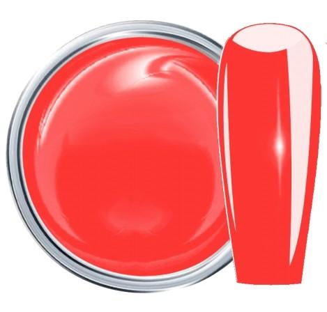 JUSTNAILS Farbgel Red Neon Sun