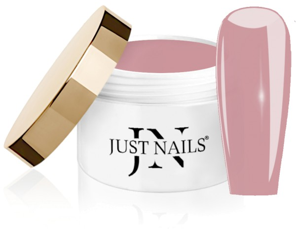 JUSTNAILS Cover Powder Nude