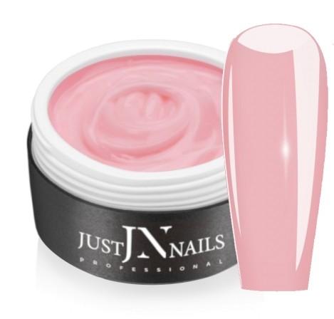 JUSTNAILS Cover Build - Brilliant Pink