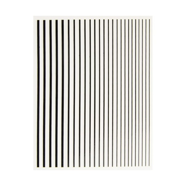Flexible Stripes Set schwarz