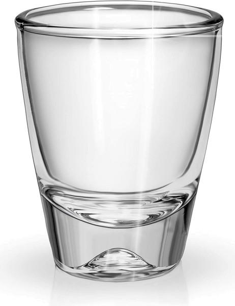 JUSTNAILS Dappen Dish Glas für Acryl Liquid