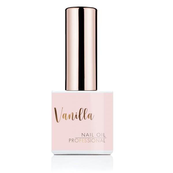 JUSTNAILS Premium Nagelöl - Delicious Vanilla 12ml
