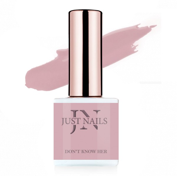 JUSTNAILS Flexi Colour - Don't know her - Polish Shellac Soak-off Gel 12ml