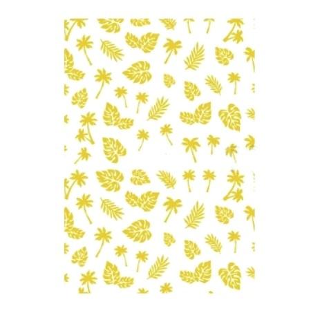 Sticker Gold 01 selbstklebend
