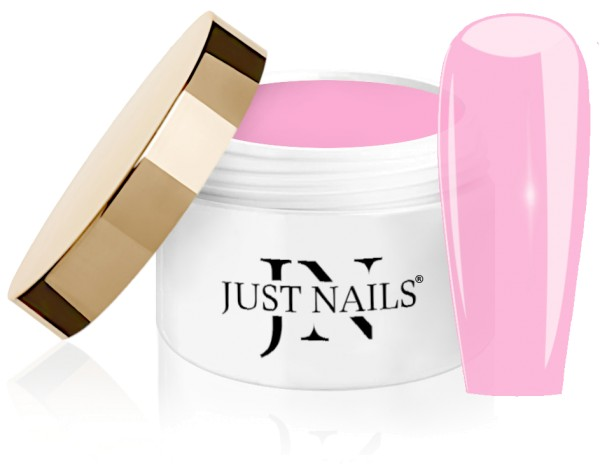 JUSTNAILS High Class Cover - Icy Pink - Intense