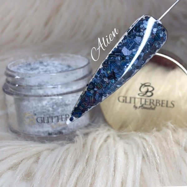 GLITTERBELS ALIEN
